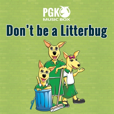 Don't be a Litterbug