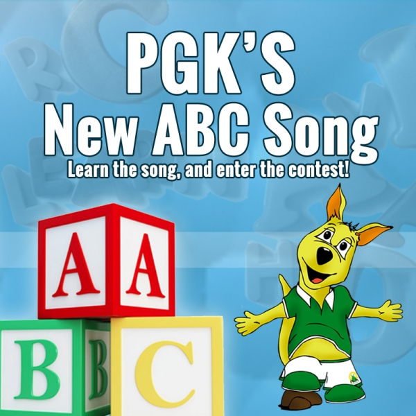 PGK's New ABC Song